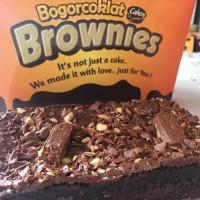 Brownies Silverqueen Uk 15x10cm