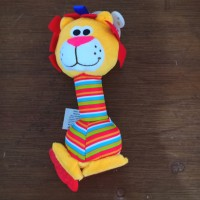 boneka rattle Lion happy monkey