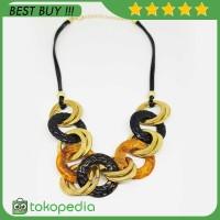 Harga aksesoris kalung etnik bulat unik terbaru dan murah ring 02 | Pembandingharga.com