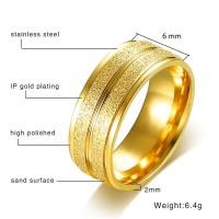Cincin Couple - Perhiasan Titanium Stainless Steel - TC18