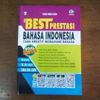 Buku Soal - Buku The Best Prestasi Bahasa Indonesia SMA