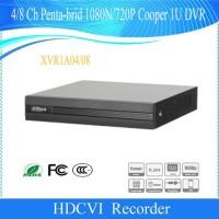 DVR 4ch CCTV Dahua Cooper series - Perekam XVR 1A04 compact 1U Garansi