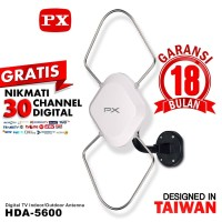 Antena digital TV indoor / outdoor PX HDA-5600