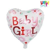 BALON FOIL BABY GIRL BALON FOIL BABY SHOWER BALON FOIL PESTA MURAH