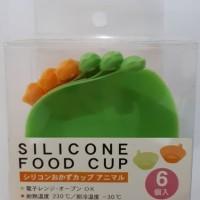 Grosir Silicone Food Cup (Kode : DC 467) BENTO