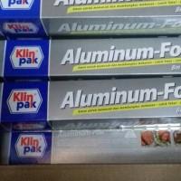 Harga grosir aluminium foil merek klin pak pembungkus   Pembandingharga.com