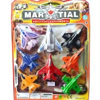 Mainan Pesawat Tempur Set