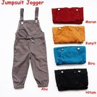 Jumpsuit Jogger 3-4Thn Baju Kodok Anak Unisex