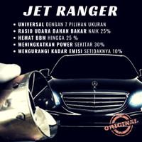 Jet Ranger Penghemat BBM/bensin Mobil - Ventilator mirip Turbo Cyclone