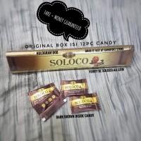 permen SOLOCCO SOLLOCO SLOCO obat pria coklat ORIGINAL solocoo.......