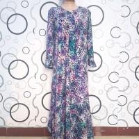 Harga longres klok huza longres batik longres lengan panjang | antitipu.com