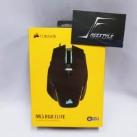 Corsair M65 RGB Elite Tunable FPS Gaming Mouse Garansi Resmi DTG