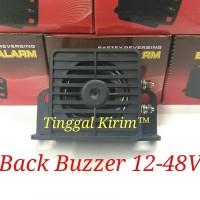 Back Buzzer Klakson Mundur Alarm Mundur 12-48V suara keras harga murah