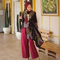 Harga baju tenun etnik atasan | Pembandingharga.com