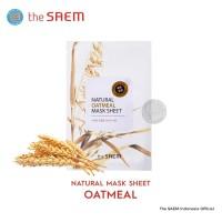 The Saem - Oatmeal Mask Sheet