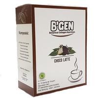 B'gen Minuman Coklat Collagen Minuman Kesehatan Keluarga Indonesia