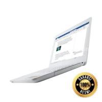 HIGH QUALITY Laptop New Asus X441UA-WX098D Putih - Core i3 - 4GB EZN