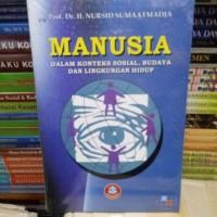 MANUSIA DALAM KONTEKS SOSIAL BUDAYA DAN LINGKUNGAN HIDUP