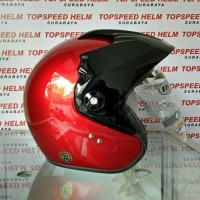 Harga high quality helm ink batman ink cx390 maron | Pembandingharga.com