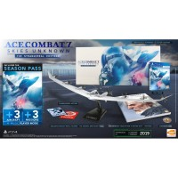 PS4 Ace Combat 7 : Skies Unknown Collector Ed (Region 3/Asia/English)