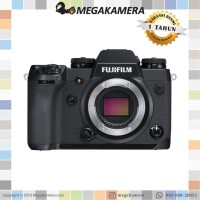 Harga fujifilm x h1 xh1 mirrorless fuji digital camera body only | Pembandingharga.com