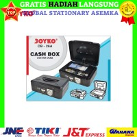 Harga cash box kotak uang kotak kas joyko cb 26a murah bagus | Pembandingharga.com