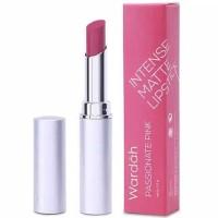 Harga Lipstik Wardah Intense Matte Travelbon.com