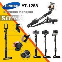 tongsis yunteng tombol bluetooth yt-1288|handphone & tablet