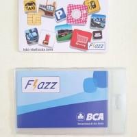 """Kartu Flazz BCA """"e-commerce"""" Saldo 0"""
