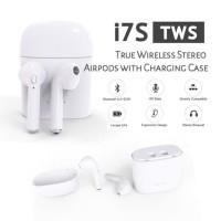 Airpod Android Headset Bluetooth i7s TWS I7+ Wireless i7plus Handsfree