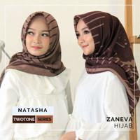 PREMIUM HIJAB Frensia Voal Scarf Hijab Segi Empat Natasha Farani