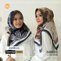 YANG TERBARU, Jilbab Segi Empat Formal PREMIUM Aurelia