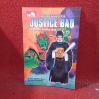 The legend of justice bao - legenda justice bao - ng siow boon - so yu