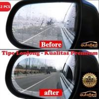 Kaca Film Spion ANTI FOG Embun Air Hujan Mobil Universal Xpander Brio
