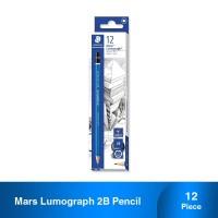 Staedtler Mars Lumograph 2B Pencil