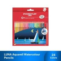 Staedtler LUNA Aquarell Watercolour Pencils 137 C24