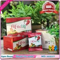 FIFORLIF ASLI 15 Sachet BOX Harga Partai Rekomendasi Dokter Boyke