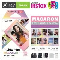 Fujifilm Refill Instax Mini Film Macaron - 10 Lembar