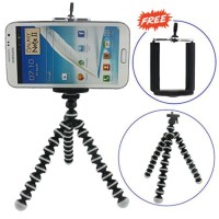 Gorilla Pod Gorila Tripod Lentur Flexsibel Mini Untuk Hp Kamera Holder