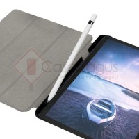 Samsung Tab S4 10.5 2018 T835 Magnetic Leather S Pen Holder Flip Case