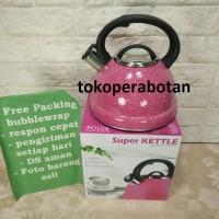 Teko Bunyi Bolde Genio Series 3ltr / Bolde Super Kettle Genio