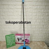 Bolde Super Broom Xtra / Sapu Otomatis Tanpa Listrik