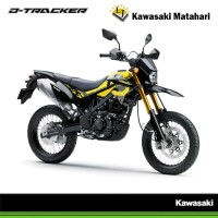 KAWASAKI D-TRACKER 150 SE VIN 2019 OTR Jakarta