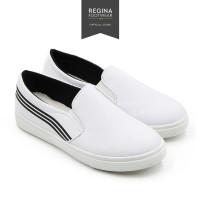 Harga faster sepatu kanvas sneakers wanita 1703 07 a size 36 | antitipu.com