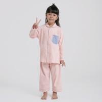 SARE studio Set Piyama Anak Pink