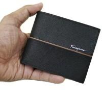 Dompet Pria import branded DK307 Black EDISI