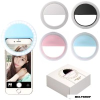 Ring Selfie Light / Lampu Selfie Ring