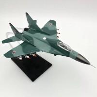 Miniatur Pesawat tempur Sukhoi SU-34 Roda & Rudal Lepas Pasang