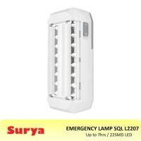 Lampu Emergency Surya SQT L2207 / Lampu Camping / Senter Camping