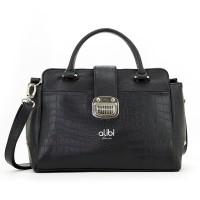 NEW ARRIVAL Alibi Paris Tas Bahu Wanita Panchia Black Bag-T5141B5